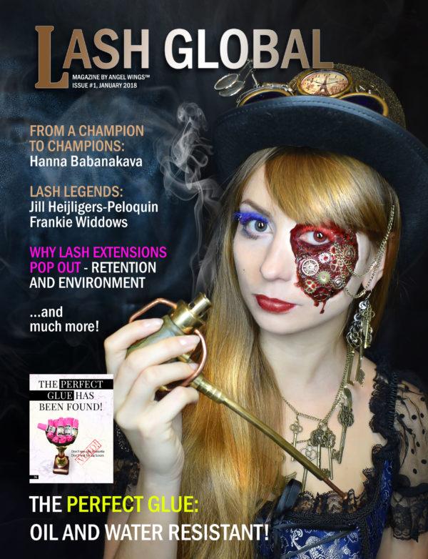 Lash Global magazine #1 January 2018