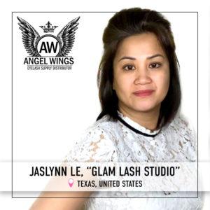 Jaslynn le Angel Wings distributor US