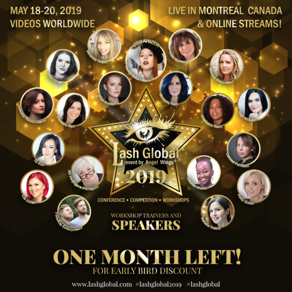 Lash GLobal championship and conference event montreal speakers