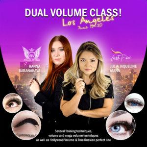 2019-19-06-usa Los Angeles eyelash extension training