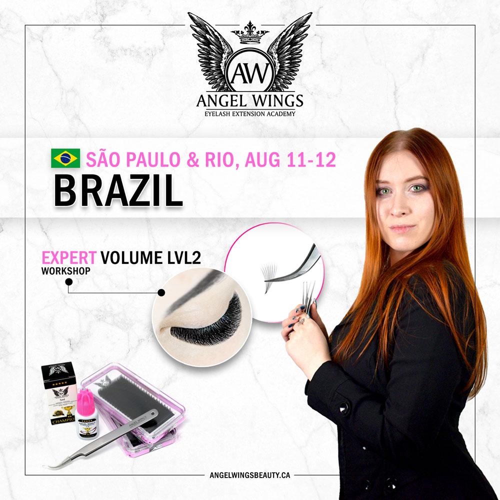 2019-08-11-brazil sao paulo rio de janeiro pestanas eyelash extension training