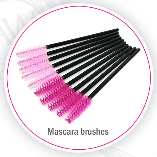 eyelash mascara brushes