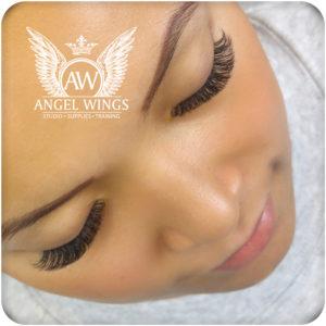 Skill building eyelash extension training course / Pose de cils perfectionné formation
