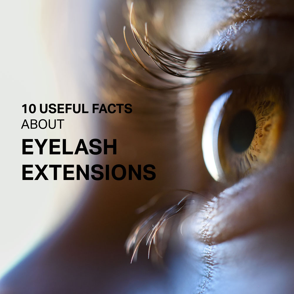 eyelash extensions facts tips