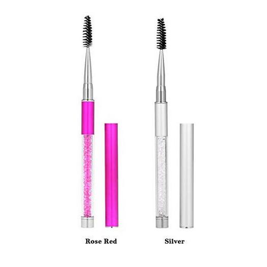 Long diamond mascara wand mascara brush