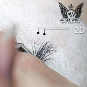 Speeding up eyelash extension training course / Accélération de Pose des cils formation