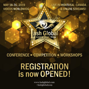 Lash GLobal championship and conference event montreal