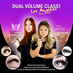 2019-19-06-usa Los Angeles eyelash extension training