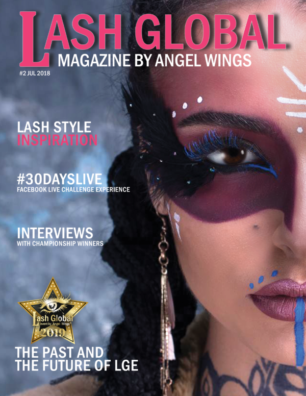 Lash Global Magazine #2 July 2018