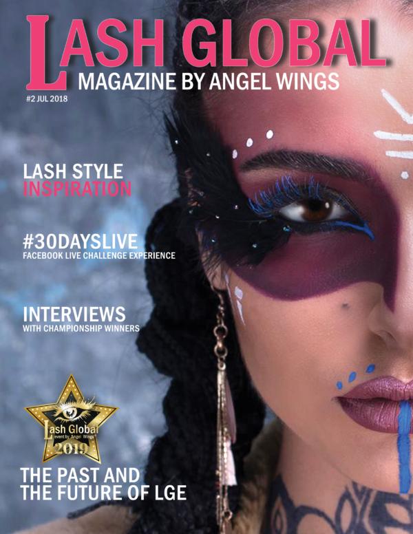 Lash Global Magazine #2 July 2018